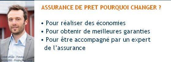 changer assurance pret pro